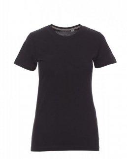 T-shirt girocollo manica corta Free lady