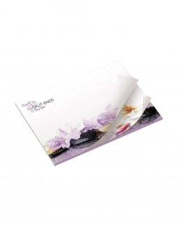 BIC®  blocco 25 Fogli Adesivi a stampa alternata 101 mm x 75 mm