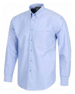 Camicia da lavoro con taschino 100% cotone Industrial