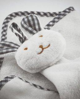 Asciugamano dudù per bimbo