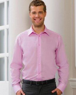 Camicia Tailored Ultimate maniche lunghe non-stiro