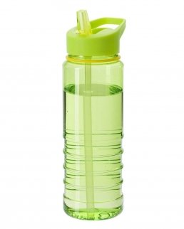 Borraccia botton push in Tritan 700 ml