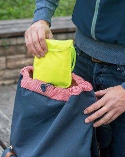 Safety Vest in Bag