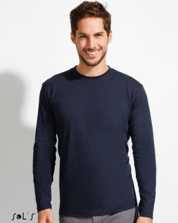 T-shirt uomo maniche lunghe Monarch