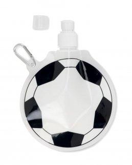Bottiglia morbida a forma di pallone da calcio 500 ml