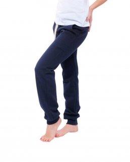 Pantaloni donna felpati