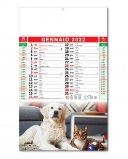 Calendario Cani E Gatti