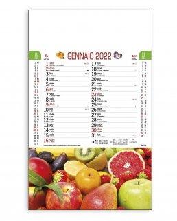 Calendario Frutta e Ortaggi mensile 12 fogli