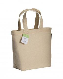 Shopper in cotone organico certificato da 120 gr
