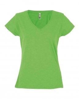 T-shirt uomo girocollo slubby Antigua lady