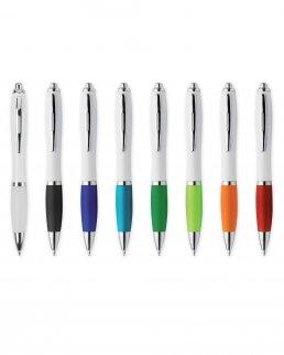 Penna con impugnatura gommata