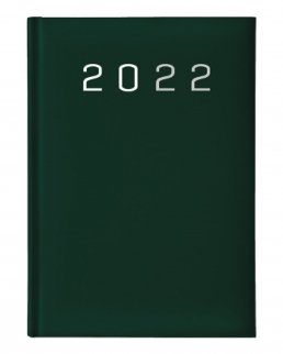 Agenda bigiornaliera tascabile 7x10