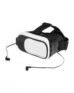 Occhiali Virtuali con auricolari