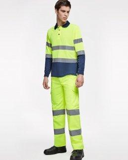Pantaloni lungo alta visibilità Alfa