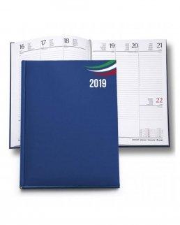 Agenda Settimanale 17 x 24 con tricolore