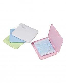 Porta mascherine in plastica