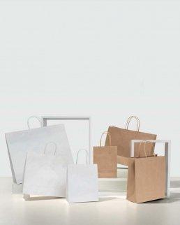 Shopper Bordo Risvoltato 35