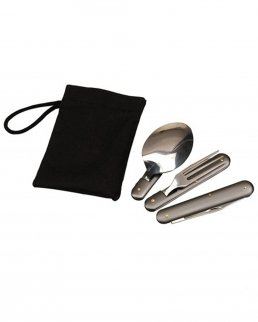 Set posate Outdoor CAMPING