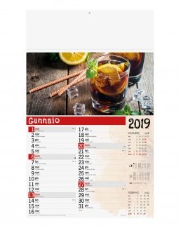 Calendario Cocktail