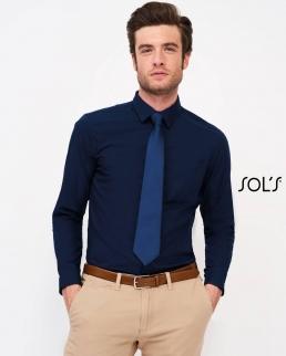 Camicia uomo manica lunga Baltimore fit