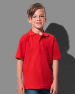 Polo manica corta per bambini