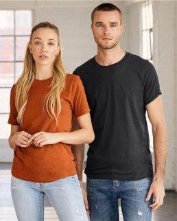 T-shirt unisex taglio attillato