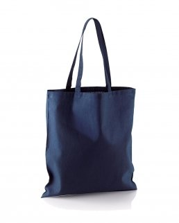 Shopper in cotone colorato da 140 gr