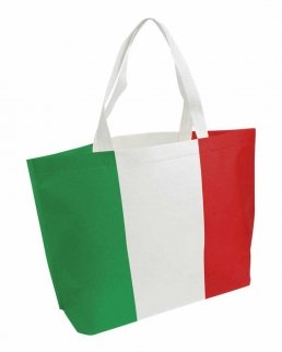 Borsa Termosaldata in TNT Tricolore