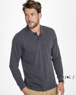 Polo Perfect men maniche lunghe