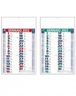 Calendario olandese 12 fogli