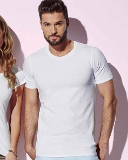 T-shirt girocollo Clive