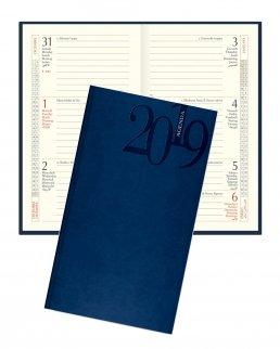 Agenda Settimanale tascabile Print 8 x 14