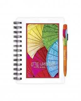 BIC® Notebooks Plastic Cover britePix™ Piccolo