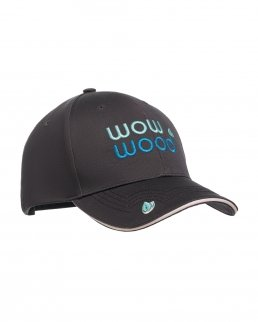 Cappellino 6 pannelli twill premium