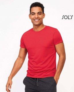 T-shirt girocollo Sprint
