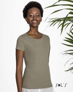 T-shirt in cotone biologico Milo Women