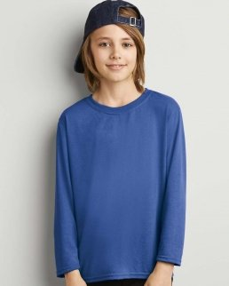T-shirt bambino Gildan Performance® maniche lunghe