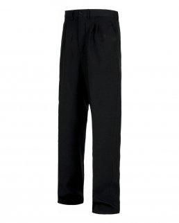 Pantalone diritto per uomo con pinze