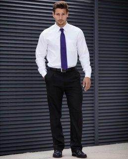Pantalone piega singola