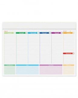 Planning Multicolor mini