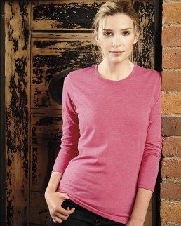 T-shirt donna HD maniche lunghe