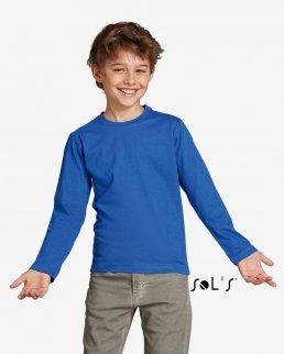 T-shirt bambino maniche lunghe Vintaga Kids