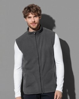 Gilet in pile Active