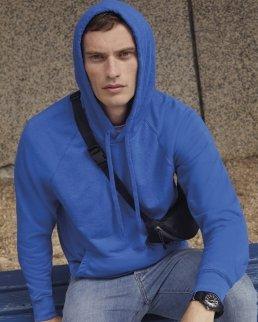 Felpa uomo leggera con cappuccio Lightweight Hooded
