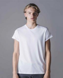 T-shirt uomo Roll Sleeve