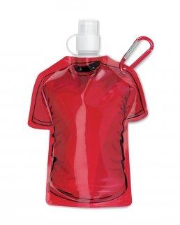 Bottiglia morbida a forma di t-shirt