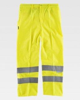 Pantaloni Ignifughi E Antistatici Técnicos