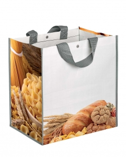 BORSA SHOPPING CON SOFFIETTO WHEATBOX