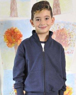 Jacket Bambino French Terry