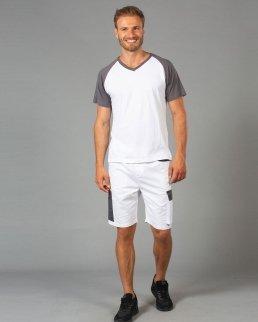 Pantalone corto multitasche (VESTIBILITA' SLIM)